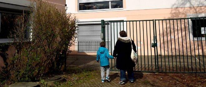 L'école Le Mas de la Raz à Villefontaine.