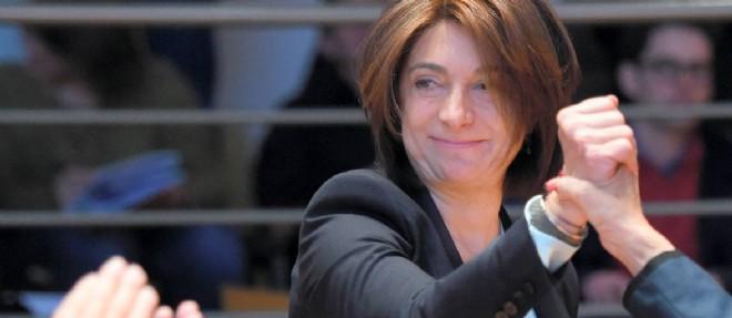Martine Vassal (UMP) prend la présidence de l'Assemblée départementale des Bouches-du-Rhône, tenue par la gauche depuis 1953. ©Boris Horvat