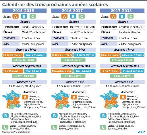 Calendrier Scolaire Bordeaux.Calendrier Scolaire Des Regles Plus Claires Mais