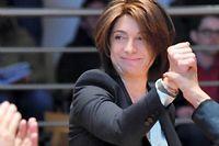 Martine Vassal élue présidente de l'assemblée générale des Bouches-du-Rhône : un sympbole, mais qui n'est pas représentatif. ©Boris Horvat