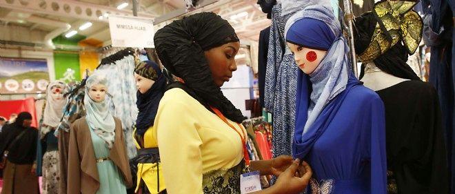 """Résultat de recherche d'images pour """"femmes musulmanes au Bourget"""""""