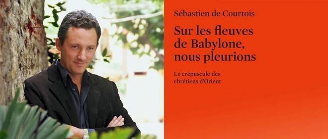 Sébastien de Courtois est reporter, écrivain et spécialistes des minorités chrétiennes au Proche-Orient.