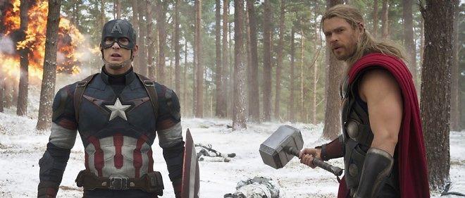 Captain America et Thor vont-ils avoir de nouveaux camarades de jeu ?