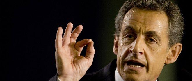 """Nicolas Sarkozy porte plainte contre """"Le Parisien-Aujourd'hui en France""""."""