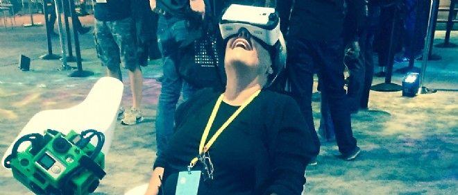 La vraie tendance en vidéo reste la réalité virtuelle et immersive.