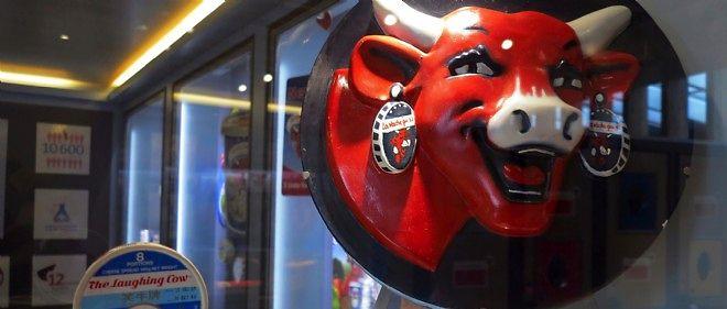 Selon le groupe Bel, un consommateur classique achète de la Vache qui rit trois fois par an.