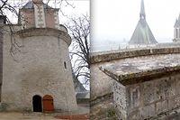 Tour du Foix du château de Blois, table astrologique ©FL