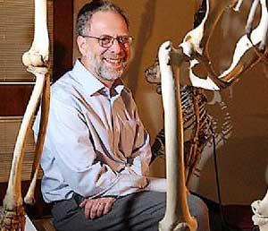 Le professeur Daniel Lieberman met en lumière notre inadéquation biologique et ses conséquences. ©  Boston Globe/Getty Images