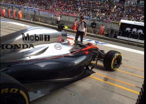 Chez McLaren ©  DR