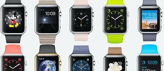 Le niveau de pré-commande de l'Apple Watch a battu des records.