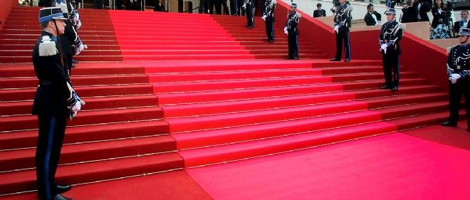 Les celebres marches de Cannes (photo d'illustration).