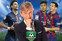 Comme face à Chelsea en huitième de finale, le PSG peut-il réaliser l'exploit ?