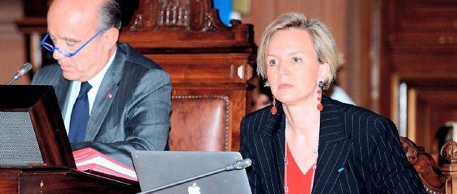 Virginie Calmels, redoutable négociatrice pour Endemol France, a toujours été intéressée par la politique.