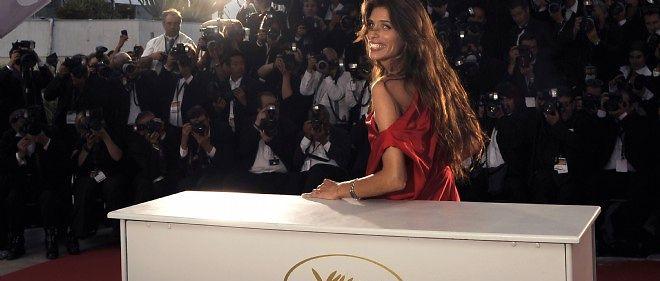 La réalisatrice française Maïwenn lors du 64e Festival de Cannes, le 22 mai 2011.