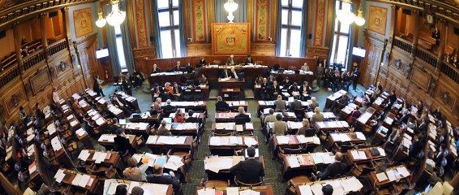 Le dernier Conseil de Paris a été agité, mardi 13 avril, à la suite des révélations du Point.fr à propos de Jokko Conseil (photo d'illustration).