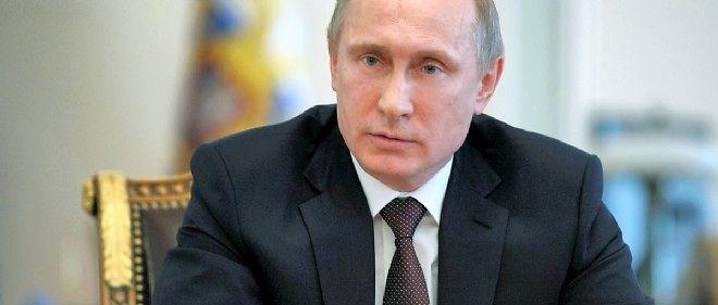 Vladimir Poutine fait mine de ne pas être gêné par le non livraison des Mistral promis par la France.