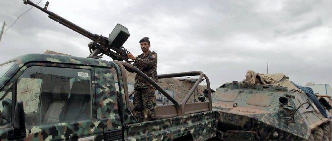 Un soldat yéménite à un checkpoint en 2013 (photo d'illustration).