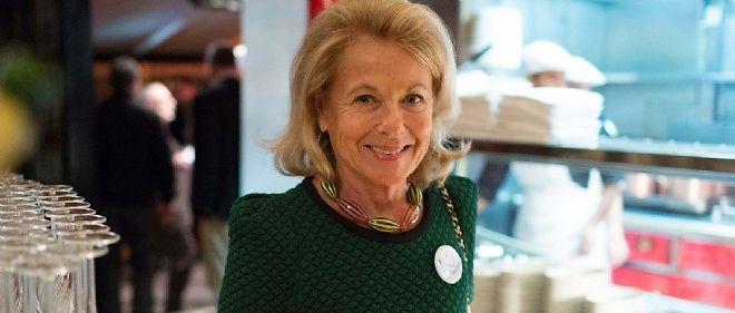 La présidente d'Ethic (Entreprises de taille humaine indépendantes et de croissance) Sophie de Menthon.