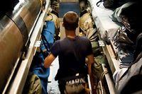 A l'intérieur du sous-marin nucléaire français