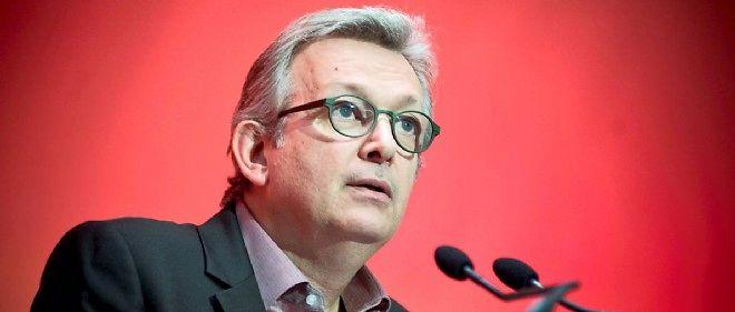 Pierre Laurent, premier secrétaire du Parti communiste français.