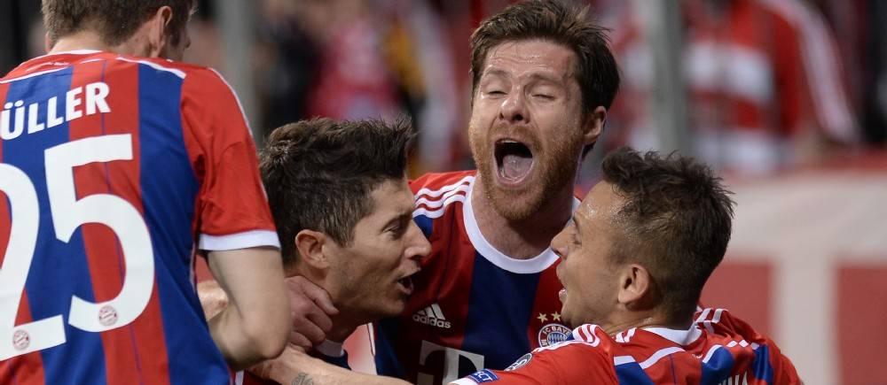 Le Bayern a encore fait preuve d'une belle démonstration collective.