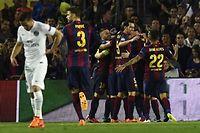 Le PSG n'a pas existé face au Barça, victorieux grâce à un doublé de Neymar (2-0).