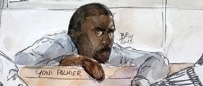 """Lors de son procès dit du """"Tueur de l'Essonne"""", Palmier a toujours nié avoir tiré, ne reconnaissant qu'une """"responsabilité"""" dans le premier meurtre."""