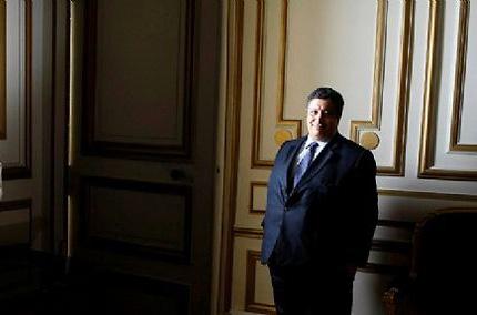 L'homme d'affaires Yazid Sabeg ©  HAMILTON/REA