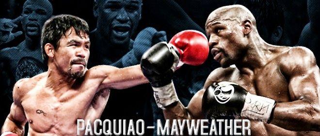 Deux des plus grandes figures de la boxe s'affrontent samedi à Las Vegas pour ce qui s'annonce déjà comme le combat du siècle.