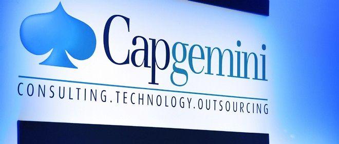 Le groupe de conseil et services informatiques Capgemini.