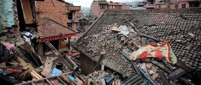 Une cinquantaine d'experts s'étaient réunis à Katmandou, une semaine avant le tremblement de terre dévastateur.