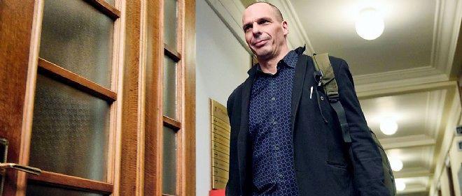 Yanis Varoufakis, ministre des Finances, est tenu par certains de ses partenaires pour responsable du piétinement des négociations avec l'UE et le FMI.