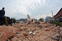 Il faudra des semaines et non des jours pour rétablir le courant dans les zones touchées par le séisme.