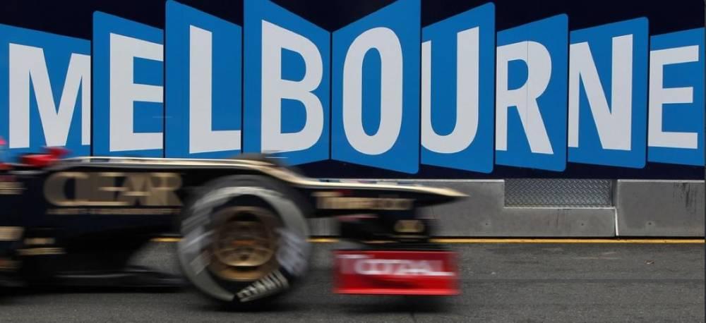 Le GP de Melbourne aura lieu au minimum jusqu'en 2020. ©  DR