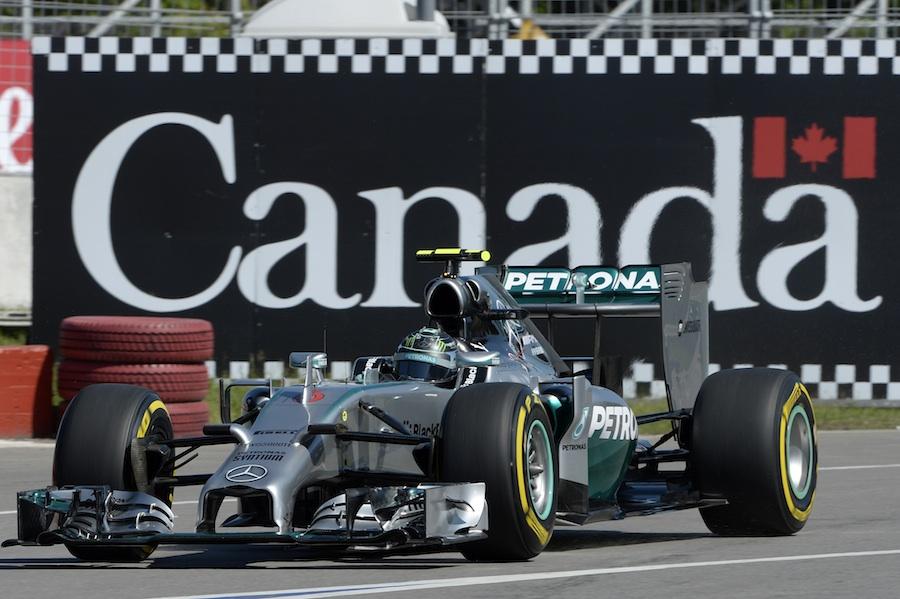 Lors du GP du Canada, l'an dernier. ©  ERIC VARGIOLU / E.V.A. / DPPI media