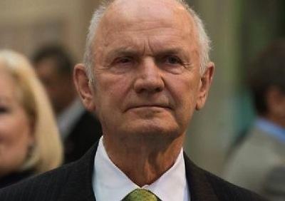 Ferdinand Piëch a démissionné du conseil de surveillance de Volkswagen ©  AFP