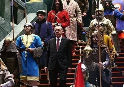 Le président turc Recep Tayyip Erdogan ©  EPA/MAXPPP