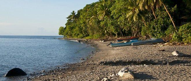 Un séisme de magnitude 7,2 s'est produit jeudi entre les îles Salomon et la Papouasie-Nouvelle-Guinée, dans le Pacifique, et pourrait provoquer localement un tsunami. Photo d'illustration.