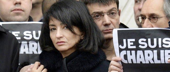 """Jeannette Bougrab était la compagne de Charb, tué dans les attentats de """"Charlie Hebdo""""."""