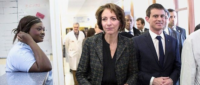 On doit à Marisol Touraine, ministre de la Santé, la loi contre l'apologie de l'anorexie.