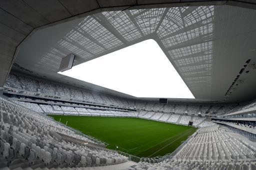 Le nouveau stade des Girondins de Bordeaux, le 13 mars 2015 © Jean Pierre Muller AFP/Archives