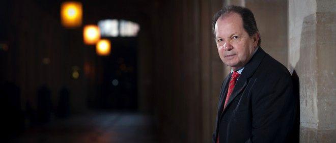 """Philippe Bilger, avocat général à la cour d'assises de Paris, publie """"Ordre et désordres""""."""
