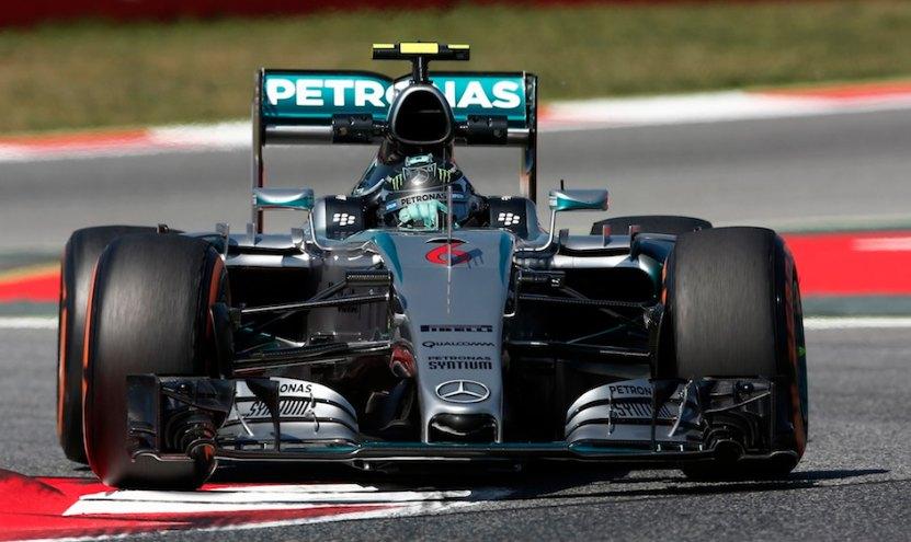 Nico Rosberg. ©  DR