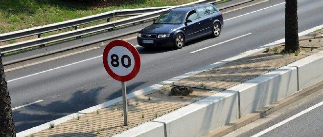 81 km seulement seront concernés par la vitesse abaissée de 90 à 80 km/h. Ces axes sont censés prouver la validité de la mesure, avant qu'elle ne soit peut-être étendue à tout le territoire.