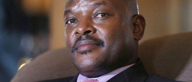 Pierre Nkurunziza brigue un troisième mandat présidentiel.