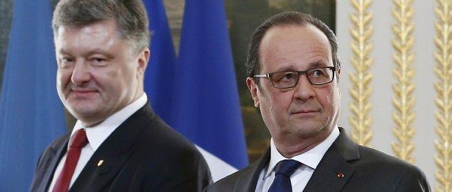 Les deux hommes s'étaient rencontrés à l'Élysée en avril dernier.