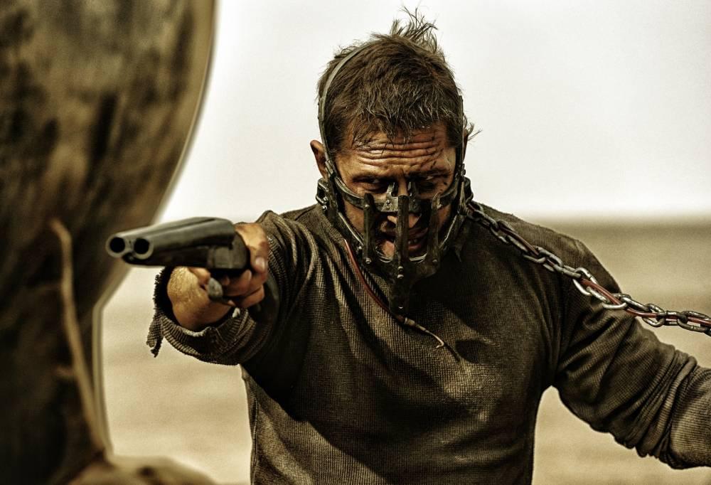 "Tom hardy dans ""Mad Max : Fury Road"" ©  Village Roadshow Films (BVI) Limited"