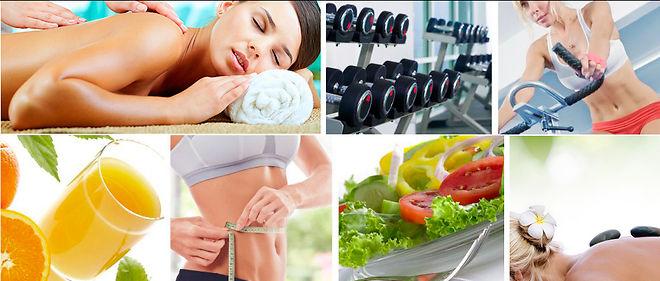 Activité sportive et alimentation saine sont indissociables dans le cadre d'une remise en forme.