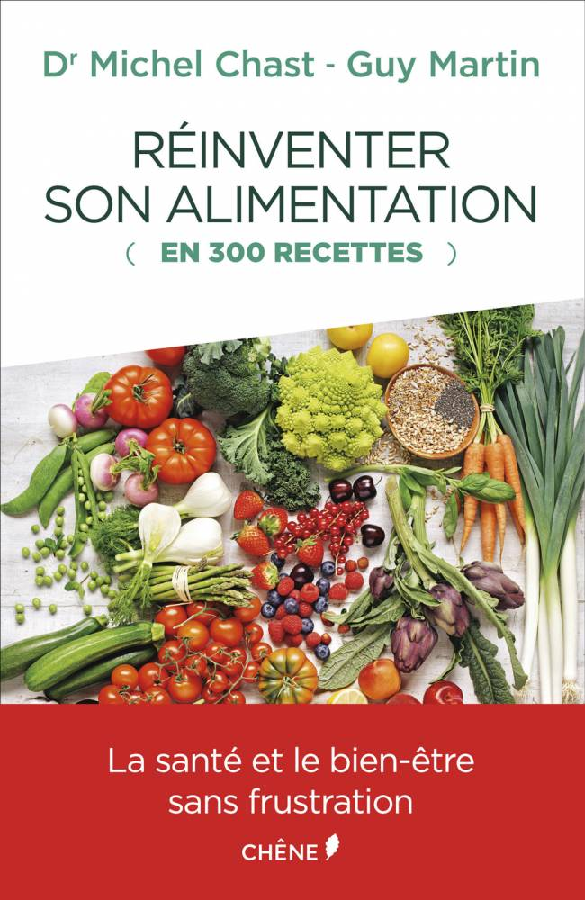 Réinventer son alimentation (en 300 recettes) © Sophie Tramier Chêne