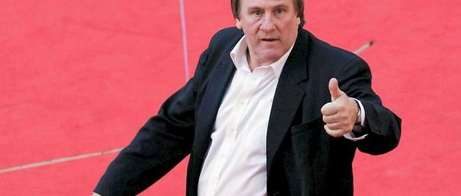 Depardieu is back !